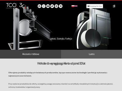 Oświetlenie do łazienki zapewnia TCo.com.pl