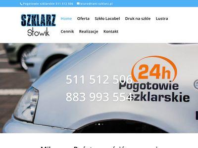 Tani-szklarz.pl lustra Lublin