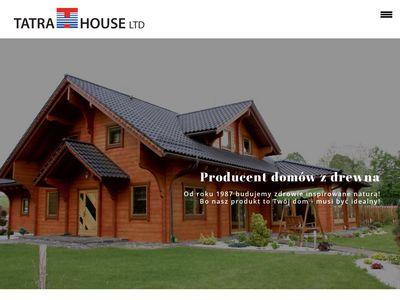 Tatra House - domy letniskowe