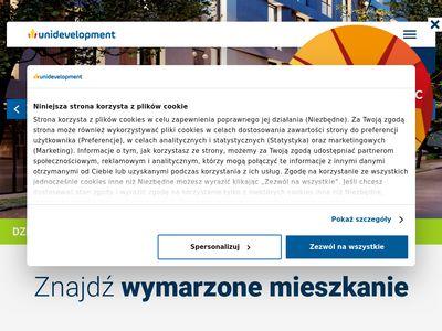 Unidevelopment.pl tanie mieszkania