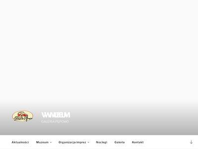 Galeria Pępowo muzeum volkswagena