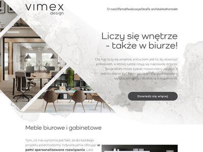 Vimex Design - meble biurowe