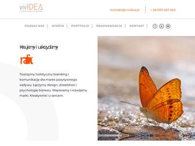 Vividea.pl - agencja pr