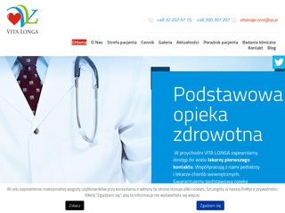 Vita Longa ginekologia Katowice