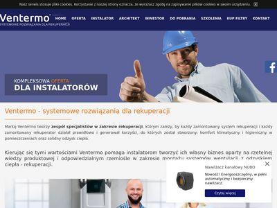 Ventermo.pl akcesoria wentylacyjne