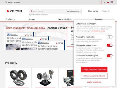 Vervo.pl pneumatyka