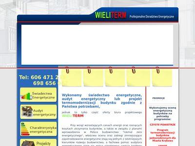 Wieliterm.pl audyt efektywności
