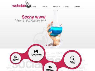 Webolab.pl strony www