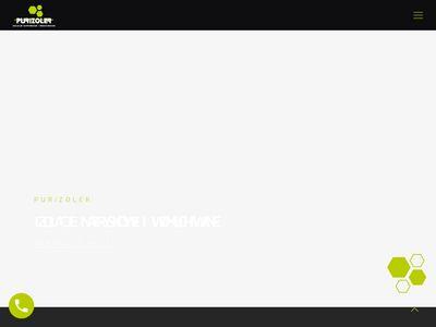 Purizoler.pl ocieplanie celulozą Toruń