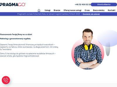 Pragma.pl zakup, sprzedaż wierzytelności