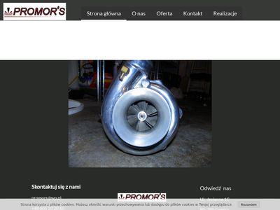 Promor's automaty spawalnicze