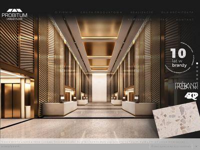 Probitum.pl posadzki Warszawa