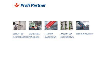 Profipartner.pl - narzędzia