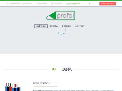 Profol.pl folia stretch
