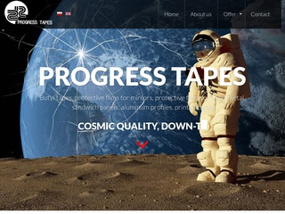 Progress-tapes.pl taśmy butylowe