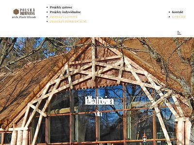 Polska Drewniana dom drewniany