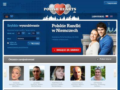 PolishHearts.de - randki w niemczech