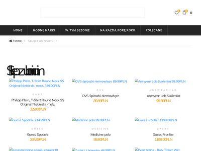 Piccolino - ubranka dla dzieci