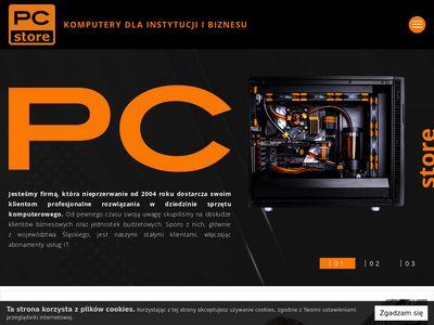 PCStore - części komputerowe