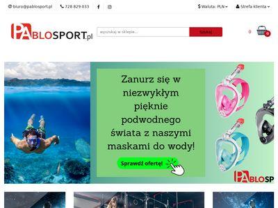 Pablosport.pl - sklep sportowy