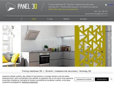 Panel3dmdf.pl panele dekoracyjne