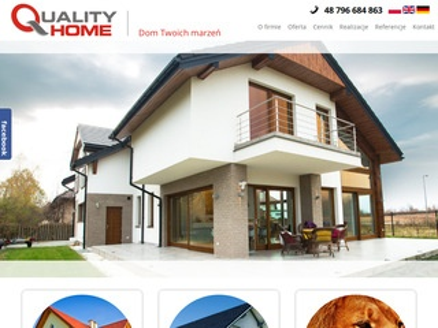 Quality-home.pl budowa domów Poznań