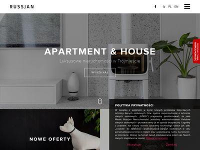 Russjan - luksusowe apartamenty