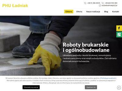 Robotyziemneladniak.pl usługi brukarskie