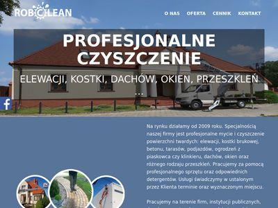 Robclean.pl - usługi porządkowe