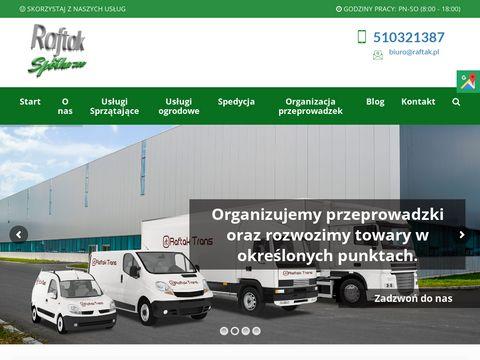 Raftak.pl firma sprzątająca śląskie