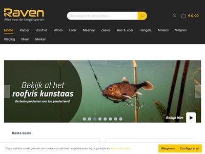 Raven-fishing.pl - sprzęt wędkarski