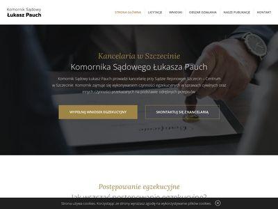Szczecinskikomornik.pl - Łukasz Pauch