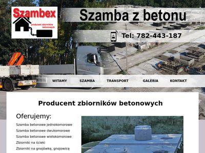 Szambabetonowe-producent.com.pl
