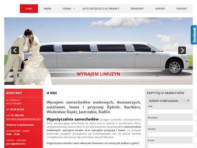 Szwagier.com.pl - wynajem z oc sprawcy