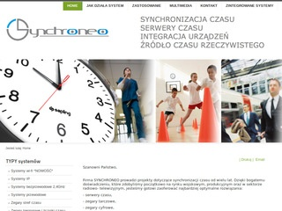 Synchronizacja czasu