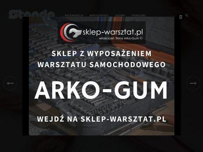 Stando.com.pl - transport cysternami