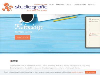 Studiografic.pl - artykuły reklamowe