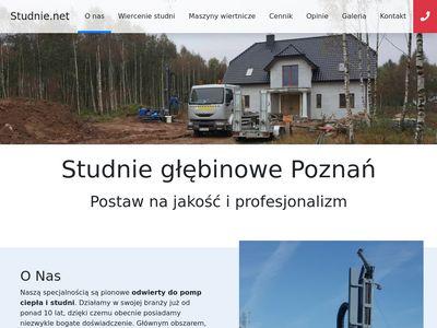 Studnie.net wiercenie Poznań