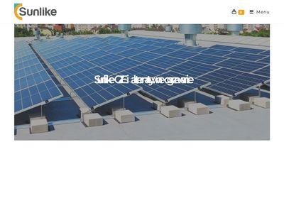 Sunlike.eu magazyn energii Wrocław, Wałbrzych
