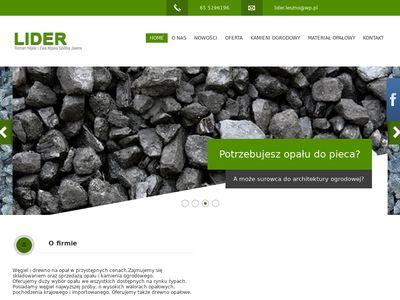Skład Opału LIDER Leszno