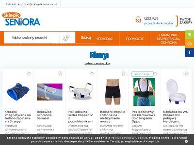 SklepikSeniora.pl - dobre ciśnieniomierze