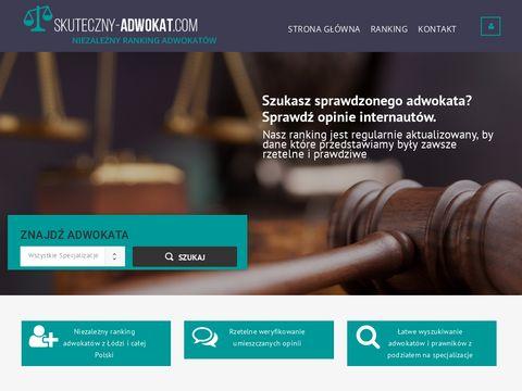 Skuteczny-adwokat.com ranking