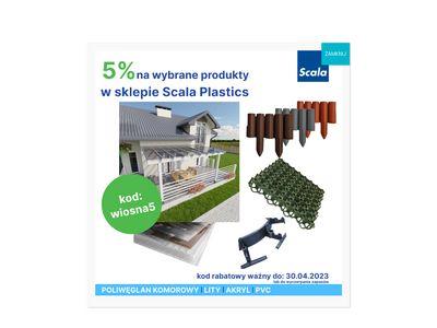 Scala poliwęglan płyty dystrybutor