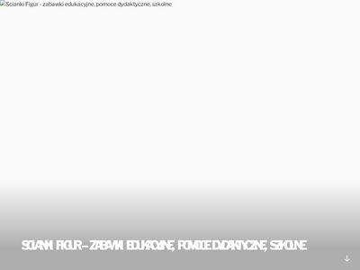 Sciankifigur.com.pl pomoc dydaktyczna