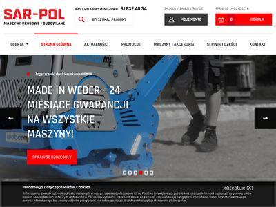 Sar-pol.eu agregaty prądotwórcze ceny