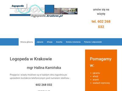 Gabinet Logopedyczny w Krakowie