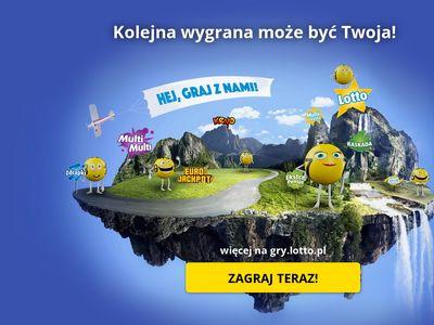 Lottoland.pl wyniki losowania lotto