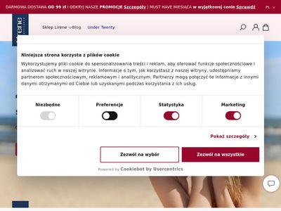 Lirene - kosmetyki do twarzy i ciała
