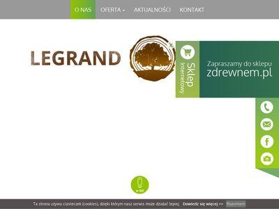 Legrand-wood.com tarcica olchowa