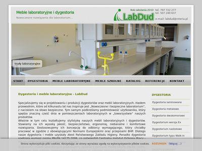 Labdud dygestorium laboratoryjne